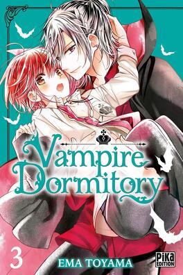 Couverture du livre : Vampire Dormitory, Tome 3