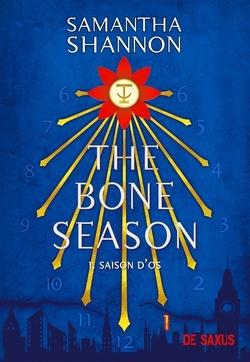 Couverture de Bone Season, Tome 1 : Saison d'os