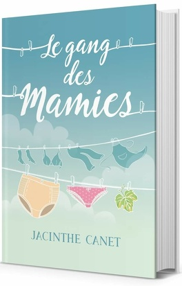 Couverture du livre : Le Gang des mamies