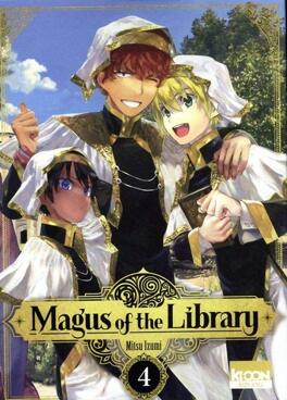Couverture du livre : Magus of the Library, Tome 4