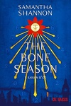 couverture Bone Season, Tome 1 : Saison d'os