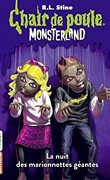 Chair de poule, Monsterland, tome 8 : La Nuit des marionnettes géantes