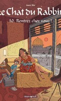 Le Chat du rabbin, Tome 10 : Rentrez chez vous !