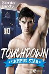 couverture Touchdown Campus star