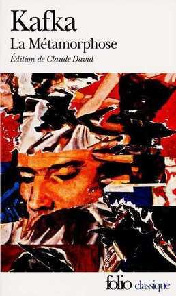 Couverture du livre : La Métamorphose