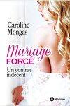 couverture Mariage forcé: Un contrat indécent