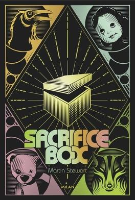 Couverture du livre : The Sacrifice Box