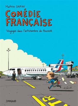 Couverture du livre : Comédie française