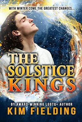 Couverture du livre : The Solstice Kings
