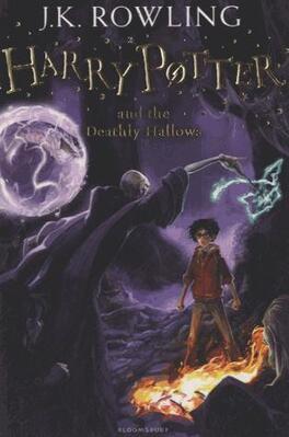 Couverture du livre : Harry Potter and the deathly hallows (doublon)