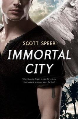Couverture du livre : Immortal City, Tome 1