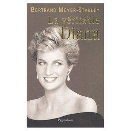 Couverture du livre : La véritable Diana