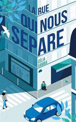 Couverture du livre : La Rue qui nous sépare