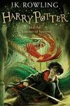 couverture Harry Potter and the chamber of secrets (doublon)