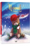 couverture Nanouk, l'ourson de Noël