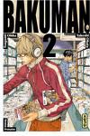 couverture Bakuman, Tome 2