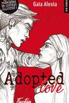 couverture Coffret Adopted Love - 3 tomes illustrés