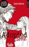 Coffret Adopted Love - 3 tomes illustrés