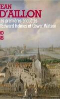 Les Premières Enquêtes d'Edward Holmes et Gower Watson