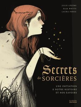 Couverture du livre : Secrets de sorcières