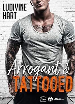 Couverture du livre : Arrogant & Tattooed