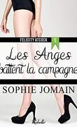 Felicity Atcock, Tome 5 : Les anges battent la campagne