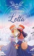 Les voyages de Lotta, tome 1 : Les renards de feu