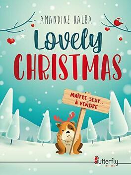 Couverture du livre : Lovely Christmas