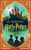 Harry Potter, Tome 1 : Harry Potter à l'école des sorciers (MinaLima)