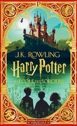 Harry Potter, Tome 1 : Harry Potter and the Sorcerer's Stone (MinaLima)