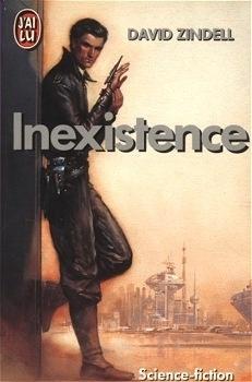 Couverture du livre : Inexistence