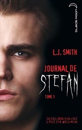 Couverture du livre : Journal de Stefan, Tome 1 : Les Origines