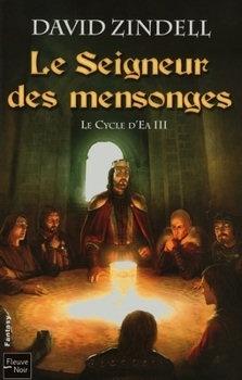 Couverture du livre : Le Cycle d'Ea, Tome 3 : Le Seigneur des mensonges
