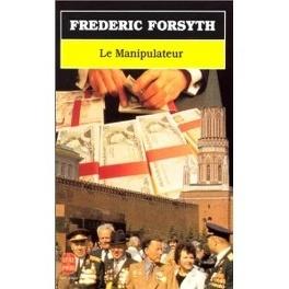 Couverture du livre : Le manipulateur