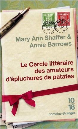 Couverture du livre : Le Cercle littéraire des amateurs d'épluchures de patates