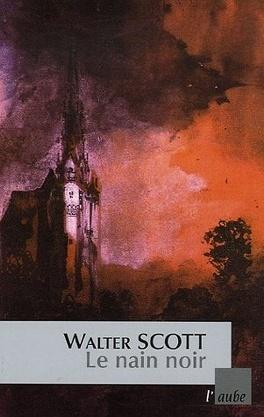 Couverture du livre : Le nain noir