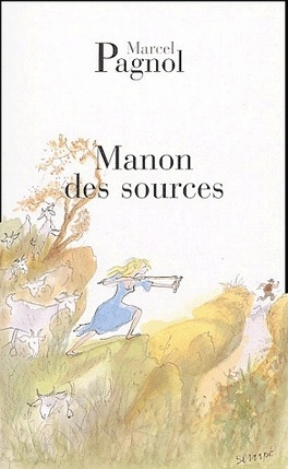 Couverture du livre : Manon des sources