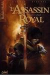 couverture L'Assassin Royal, tome 1 : Le Bâtard (Bd)