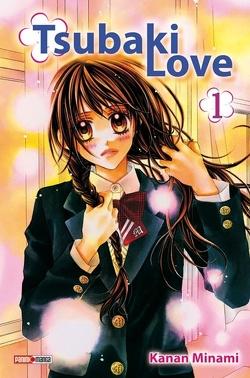Couverture de Tsubaki Love, Tome 1