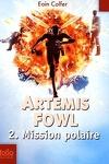 couverture Artemis Fowl, Tome 2 : Mission Polaire