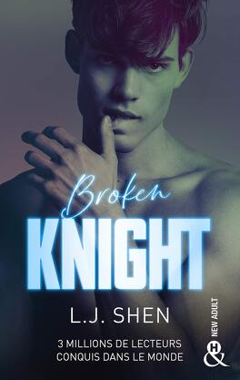 Couverture du livre : All Saints High, Tome 2 : Broken Knight