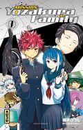 Mission : Yozakura Family, Tome 1