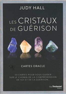 Couverture du livre : Les cristaux de guérison