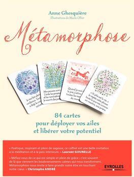 Couverture du livre : Métamorphose