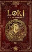 Loki et le collier de Freyja