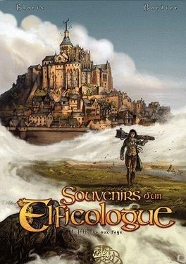 Couverture du livre : Souvenirs d'un Elficologue, tome 1 : L'herbe aux Feys