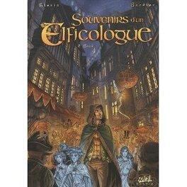 Couverture du livre : Souvenirs d'un elficologue, tome 2 : Balor