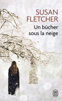 Couverture du livre : Un bûcher sous la neige