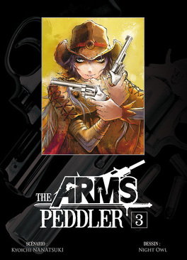 Couverture du livre : The Arms Peddler, Tome 3