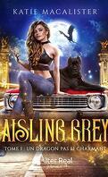 Aisling Grey, Tome 1 : Un dragon pas si charmant
